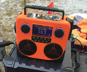 Ivation All-In-One Camping Power Station