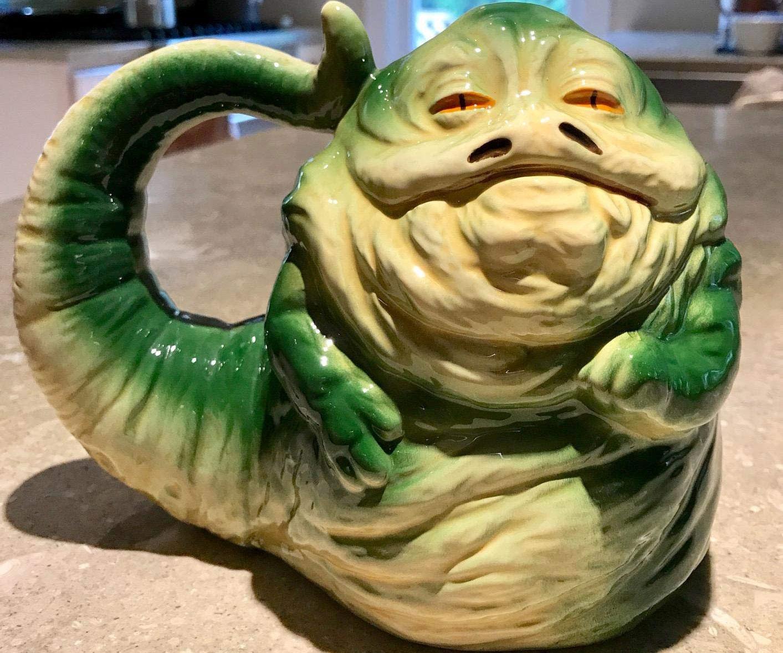 Jabba The Hut Coffee Mug