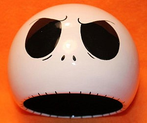 Jack Skellington Cereal Bowl