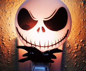 Jack Skellington Night Light