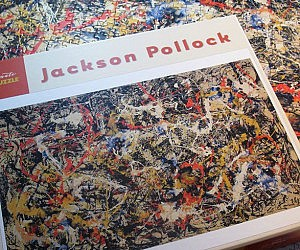 Jackson Pollock Jigsaw Puzzle