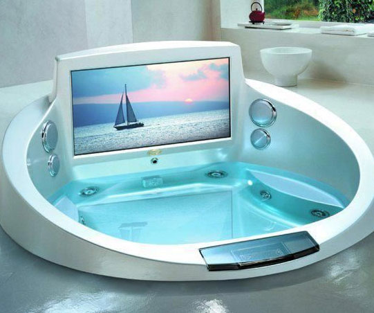 Trend Jacuzzi Entertainment System