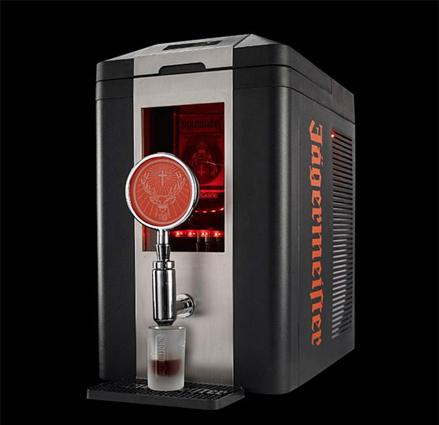 Automatic Shot Pourer ~ Jager dispenser parts automatic soap
