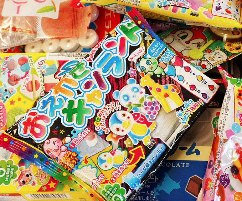 Japanese Candy Delivery Subscription
