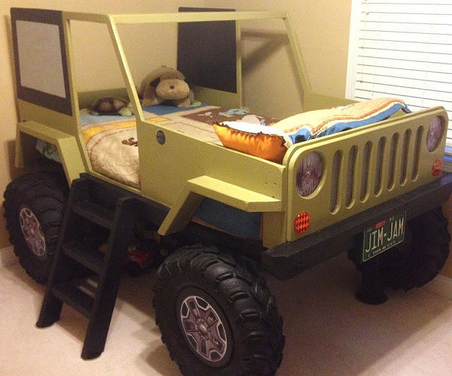 jeep wrangler bed template. Black Bedroom Furniture Sets. Home Design Ideas