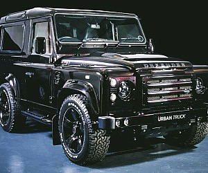 Ultimate Edition Land Rover
