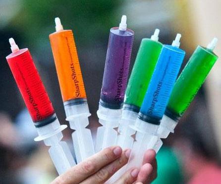 Jello Shot Syringe Kit