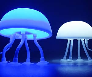Exceptional Jellyfish Lamps