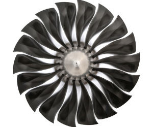 Recycled 737 Jet Engine Chair