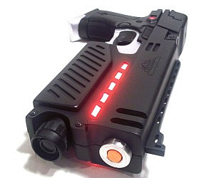 Judge Dredd Gun