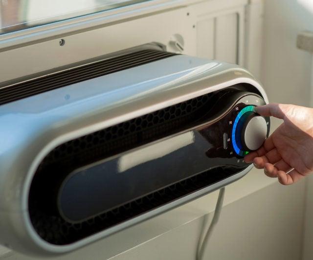 Kapsul Window Air Conditioner
