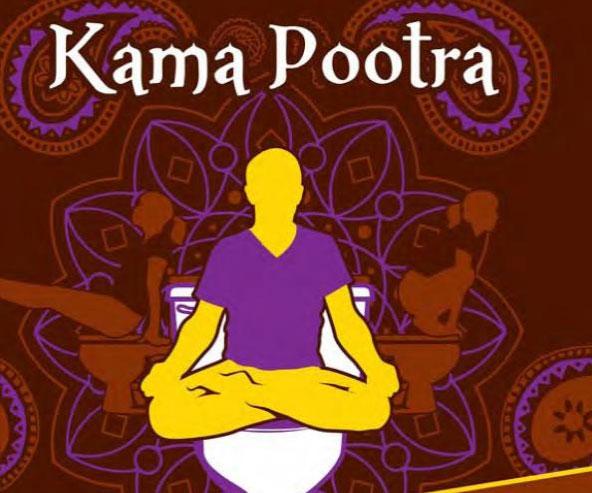 Kama Pootra Book