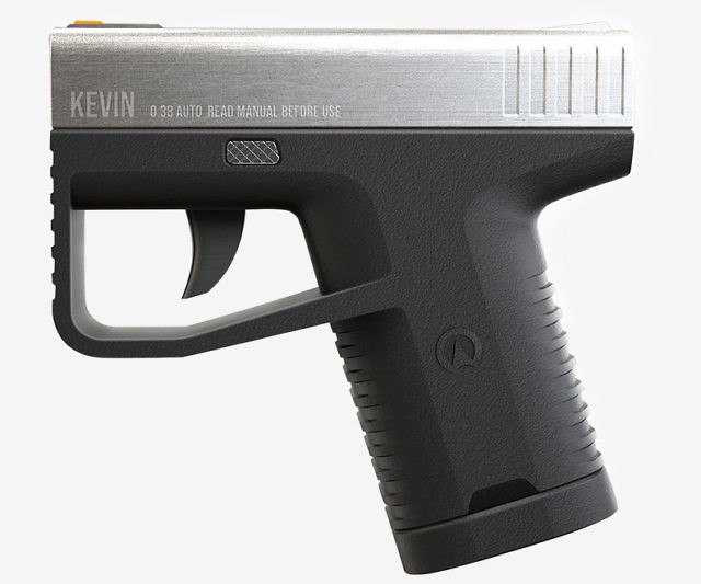 Pocket Size Self Defense Handgun
