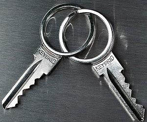 Keyring Key