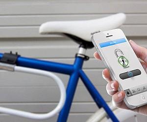 Keyless Bike Lock