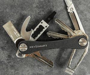 Keysmart Leather Key Organ...