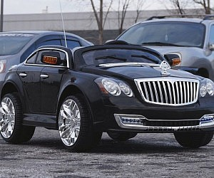 Kids Maybach Ride On Car
