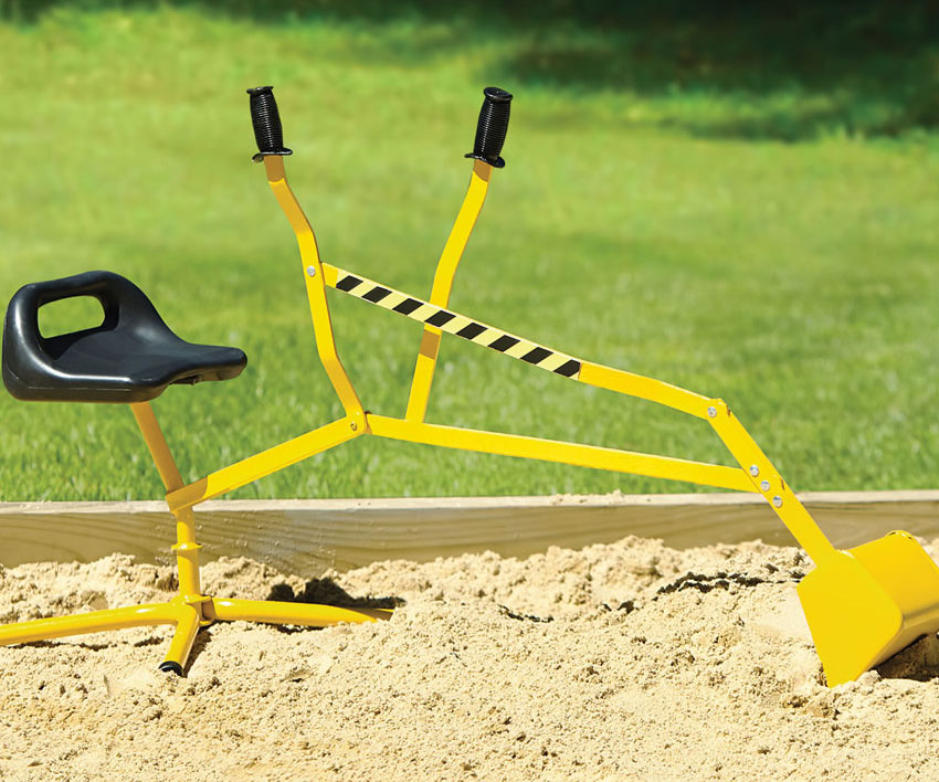 Playground Sand Excavator Toy