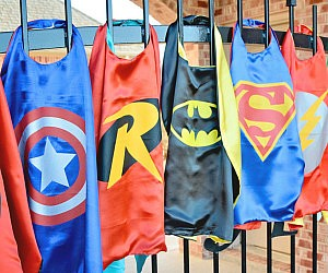 Children's Superhero Capes
