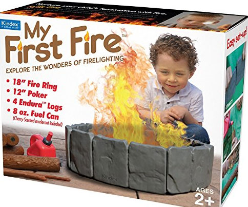 My First Fire Starting Kit - coolthings.us