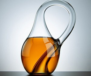 Klein Glass Bottle