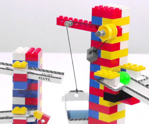 LEGO Chain Reactions Craft...