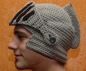 Knight Helmet Hat e134d78dd19