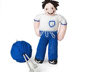 Knitted Boyfriend