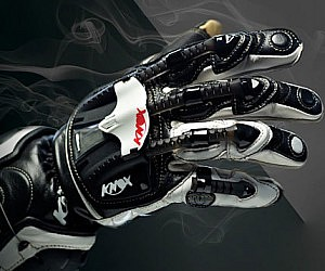 Motorcyclist Armored Gloves