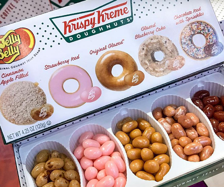 Krispy Kreme Jelly Bean Gift Box