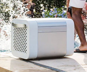 Kube Speaker And Cooler