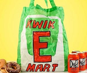 Kwik-E-Mart-Reusable Bag