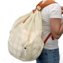 Portable Laundry Book Bag