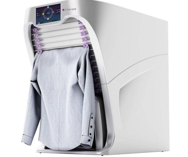 Automatic Laundry Folding Machine