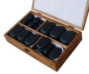 Magma Hot Stone Massage Kit