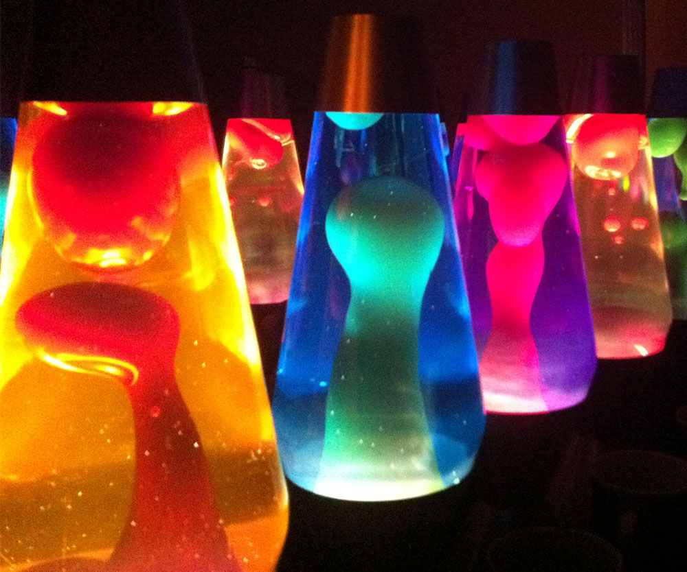 Groovy Lava Lamps
