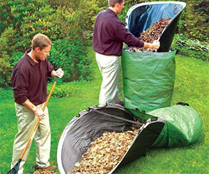 Leaf Bag Loader