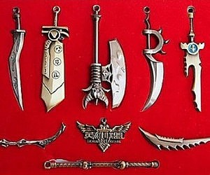 League Of Legends Weapons ...
