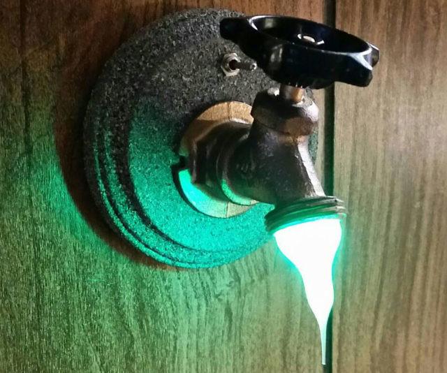 Faucet Night Light