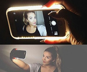 Lit up iPhone Case