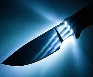 LED Knife