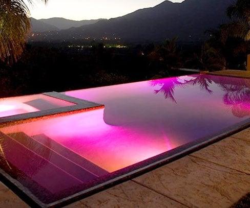 Led Pool Lighting Lighting Ideas