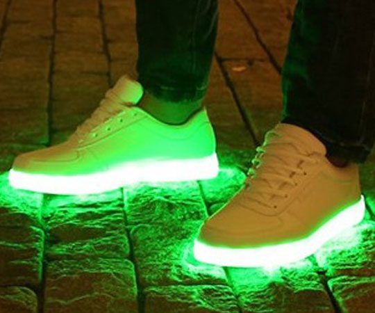 LED Sneakers 104a3a1a6ef7
