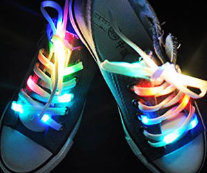 Light Up LED Shoelaces