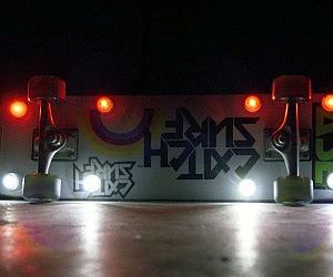 Underglow Skateboard Lights