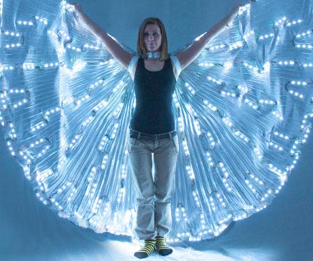 Light Up Wings