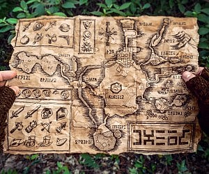 Legend Of Zelda Maps