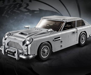 LEGO James Bond Aston Martin