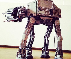 Star Wars LEGO AT-AT Walker