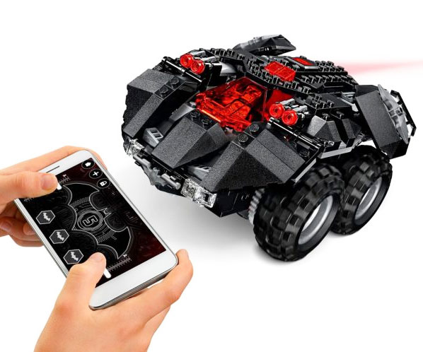 LEGO Batman App Controlled Batmobile